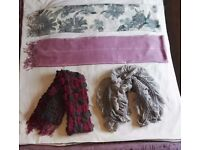 Selection of 4 x Ladies' Scarves - Excellent Condition, All As New