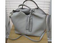Oasis Tassel Tote Bag