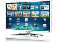 Samsung 40 Inch Full HD 3D LED Smart Wi-Fi Internet TV in Excellent Condition