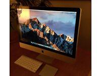 Apple iMac (27-inch, Mid 2010) 4GB 1333 MHz, ATI Radeon HD 5750 1924 MB.