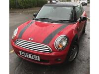 Mini ** full history** 89000 miles** 2 keys**