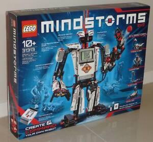 LEGO Robot 31313 Mindstorms EV3 BrandNEW Sealed Melb Pickup