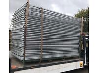 🏗 50 X Temporary Heras Fencing Panels > New