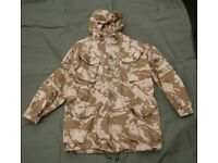 British Desert Pattern - Windproof Combat Smock - Large 180/104 (grade1)