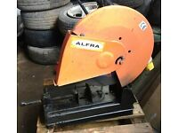 "Alfra 14"" Dry Cut TCT Metal Cutting Chop Saw GRAB A BARGAIN 110v"