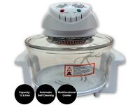 Sherwood House 12 litres Self-Cleaning Halogen Convector Oven