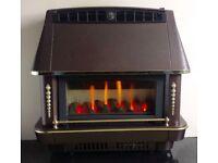 Robinson Willey Firecharm 3.52 KW Gas Fire (Bronze)