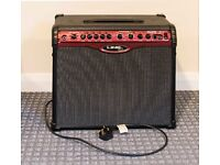 Line 6 Spider 112 50W Guitar Amplifier with Footboard