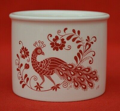 JAN CONSTANTINE FOR PORTMEIRION:  SUGAR BOWL - BEAUTIFUL CONDITION!