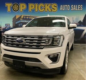 2018 Ford Expedition Max Limited!...One Owner, Accident Free!