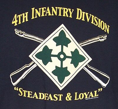 US Army 4th Infantry Division T-Shirt