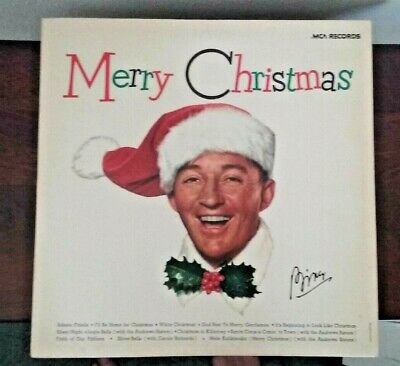 Bing Crosby - Merry Christmas - MCA 15024 Release 1973 LIMITED VERSION Vinyl LP ()