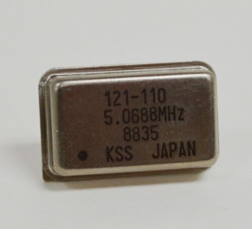 5.0688 Mhz Oscillator