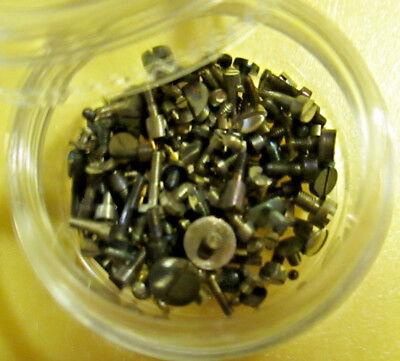 Screw Assortment for AMERICAN Pocket Watch repairs