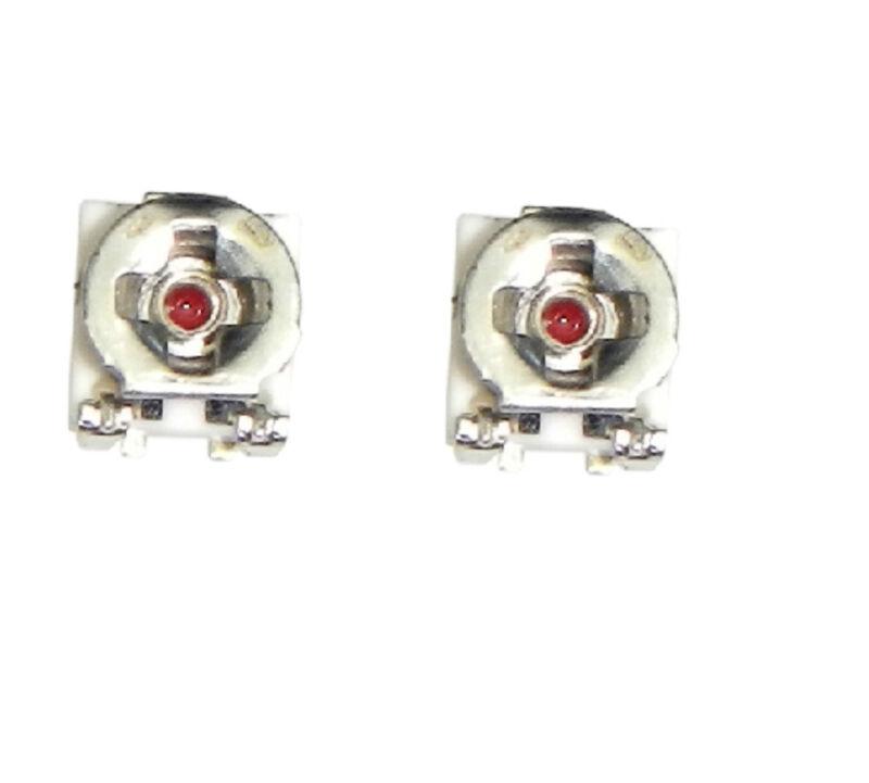 20x Potentiometer Trimmer Resistor SMD/SMT Pot 3X3 20% 100K ohm 100Kohm 100kR