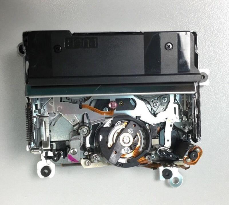 HVR-Z5u Z5u Sony Mechanical Tape Transport Video Heads Low Hours MD-141 Board***