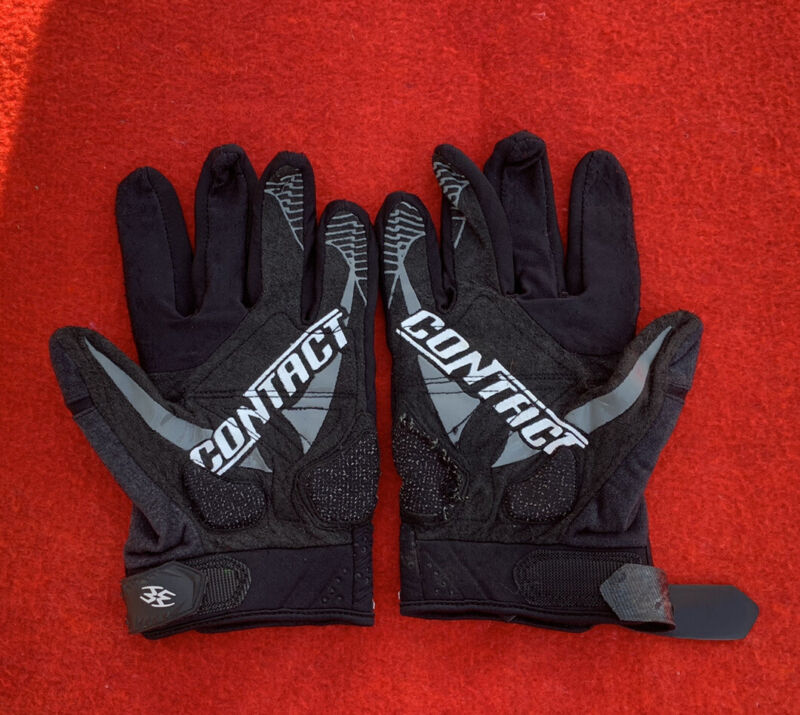Empire Contact Paintball Gloves Size: L / Large