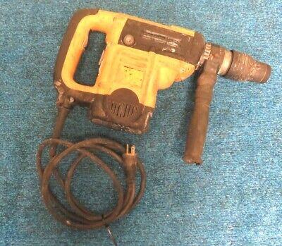 Dewalt 1 916 Rotary Hammer D25501