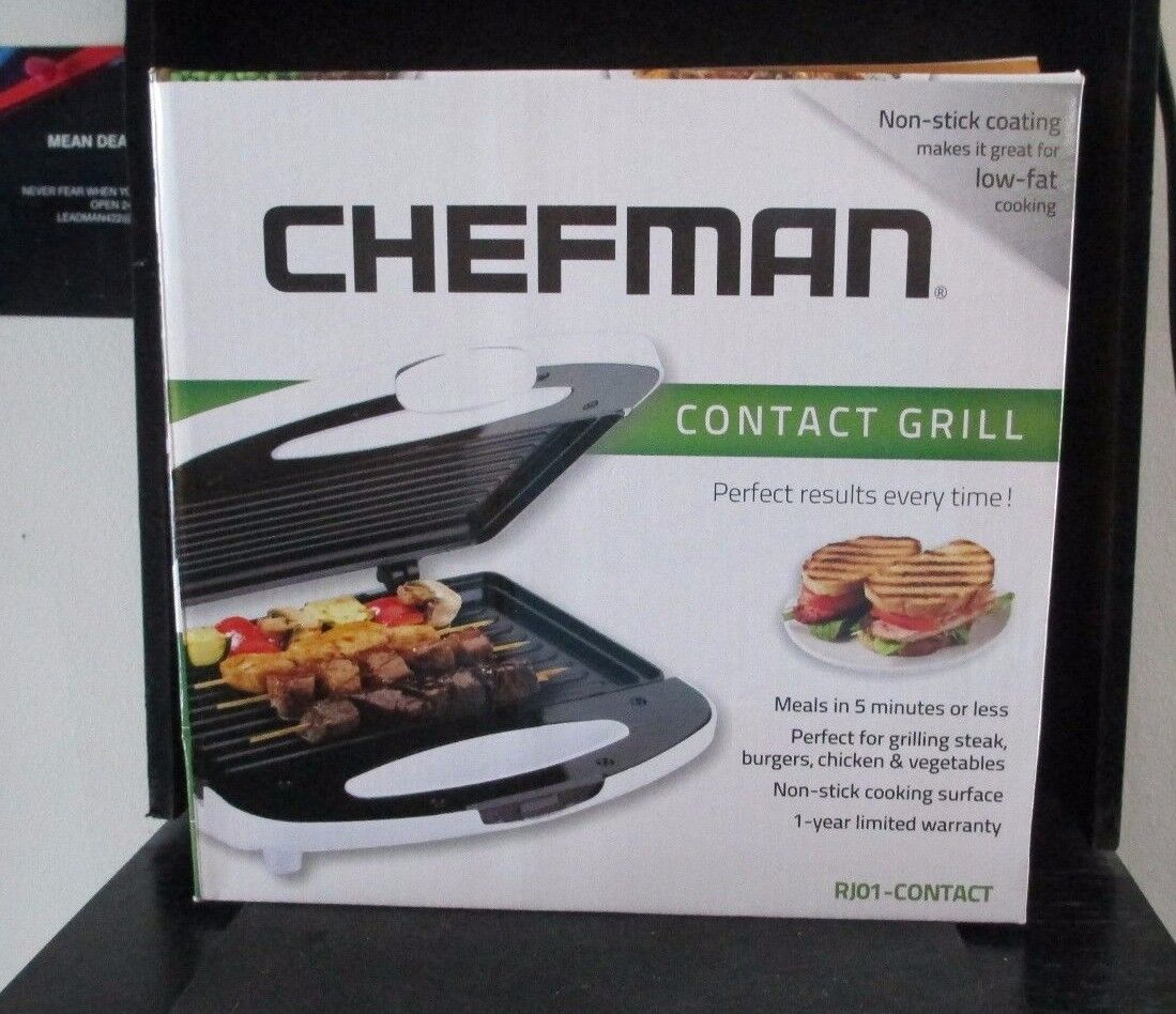 grill compact dual cooking surface non stick