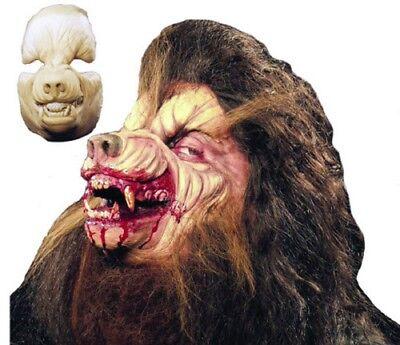 Prosthetic Werewolf Mask](Werewolf Prosthetic)