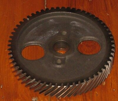 Ih International Harvester Camshaft Gear Ddt361 Ddt407 806 1206 856 1026 1456