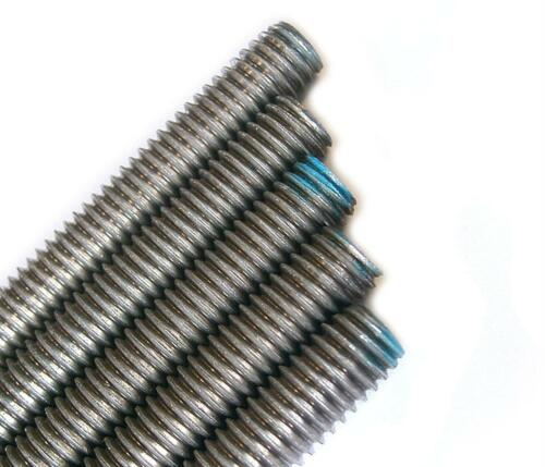 Stainless Steel Threaded Rod 1/4-20 x 36 in long 18-8 Stainless Pack of 5 sticks