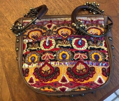 Designer Handbag Braccialini Purse. Unusual