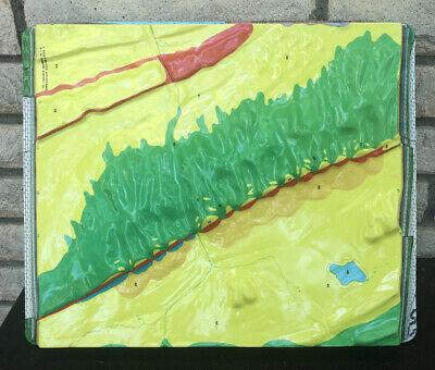 Colorado NCR Series Natural Color Relief