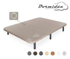 Base tapizada transpirable 3D + 6 patas metal o madera, VALVULAS DE AIREACION