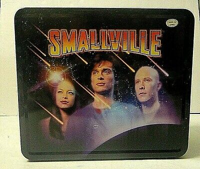 Smallville Double Sided Metal Lunch box. (Ripple Junction) -new