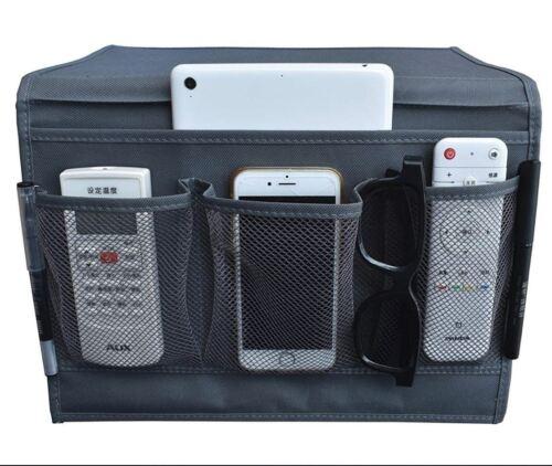 Arm Chair Armrest Couch Pocket Organizer Remote Control Cadd