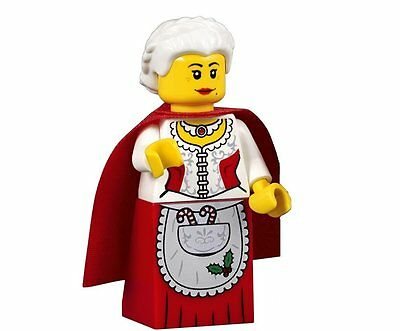 Lego  Holiday Mrs  Claus From Santas Workshop  10245