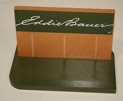 Eddie Bauer Eyeglasses Stand For Retail Display Good Condition