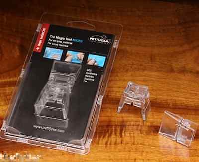 Marc Petitjean Micro Magic Tool Clip Set Cdc     Fly Tying Nip