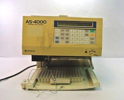 Hitachi As-4000 Intelligent Hplc Autosampler For Parts
