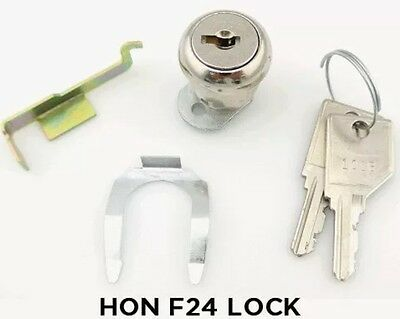 Hon File Cabinet Lock Replacement Lock Kit F24