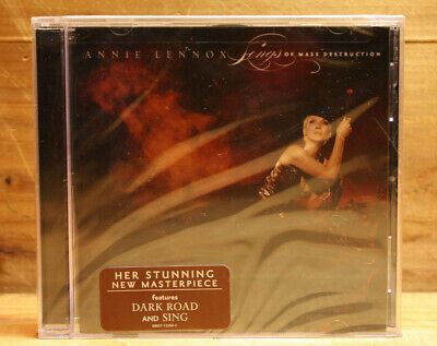 Annie Lennox ‎– Songs Of Mass Destruction - CD - 2007 - BRAND NEW /SEALED ()