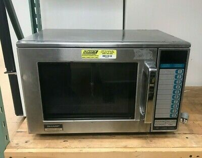 Sharp 1600w Commercial Microwave Oven