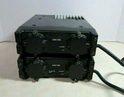 Kenwood Tk-790 Tk-890 Vhf And Uhf Dual Band Radio Trancievers Krk-7db