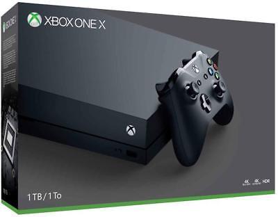 Xbox One X 1TB Console - Brand NEW
