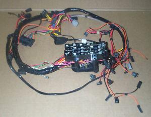 jeep cj wiring harness jeep cj oem dash wiring harness > fits cj5 cj6 cj7 > oem nos