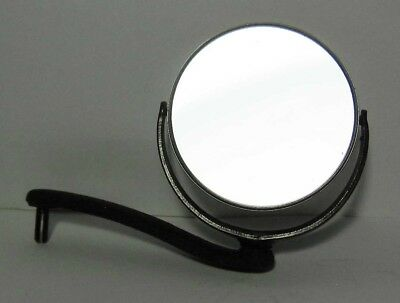 Metal And Glass Microscope Mirror 55 Cm 2 15 Reflector Assembly