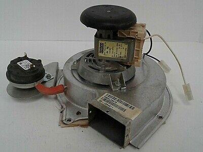 Fasco Inducer Fan 7058-0217 60m7901 W Press. Switch Is20100-3072 0697 B16 Cp