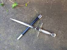 Cold Steel Smallsword Colichemarde Sword & Parrying Dagger HEMA Battery Point Hobart City Preview