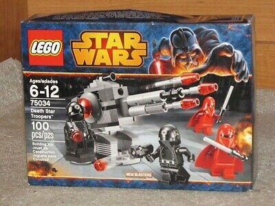 Lego STAR WARS Set 75034 Death Star Troopers - New/Sealed