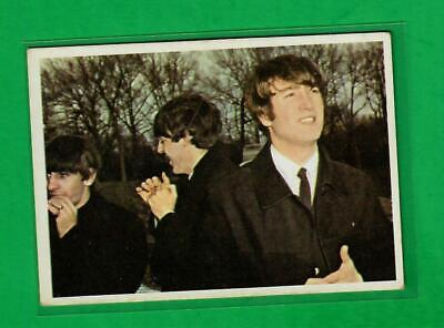 The Beatles US Original Topps 1960 s Color Cards Bubble Gum Card 52 - $4.00