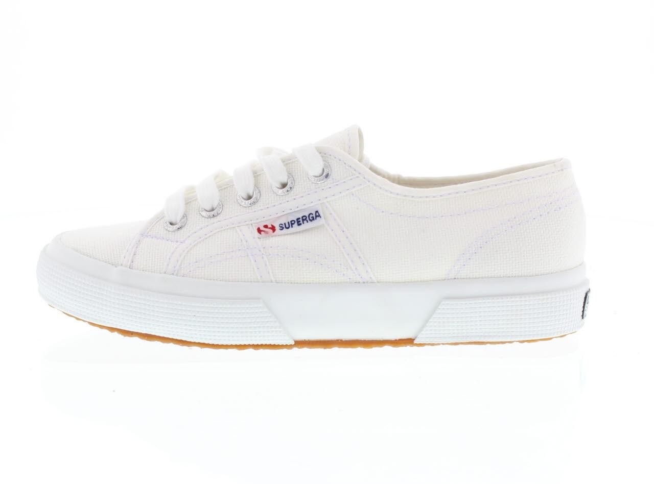 Superga 2750 COTU CLASSIC Scarpe White s000010901 Sport Sneaker Tempo libero Unisex