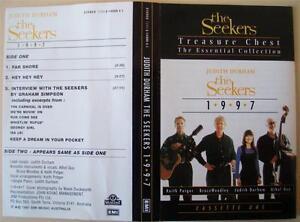 THE-SEEKERS-TREASURE-CHEST-CASSETTE-1-Rare-Cassette-Tape-Pop-Folk