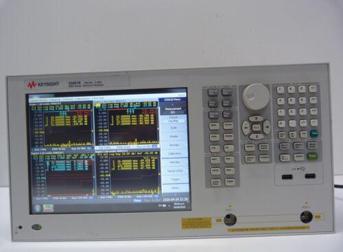 Keysight  E5061B ENA 100 kHz to 3 GHz  Network Analyzer