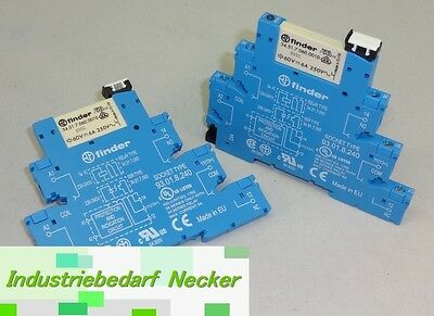 38.51.8.240.0060 - Finder Koppel Relais 230V AC 1 Wechsler 6A